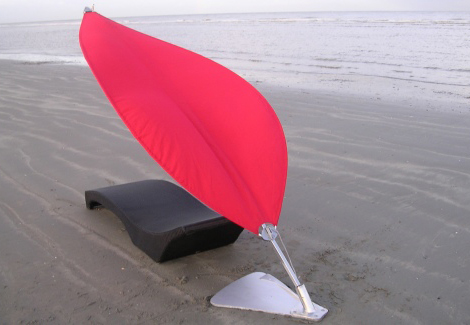 leaf design parasol umbrosa rimbou 1 Leaf Design Parasol by Umbrosa – Rimbou