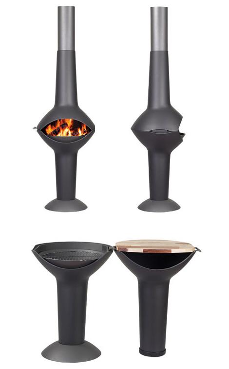 leenders outdoor stove bbq lumos 4