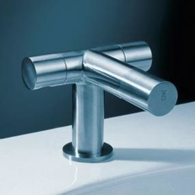 XO bathroom faucets from Lefroy Brooks – the JO taps