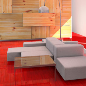 Contemporary Wood Floors by Legno Veneto – Colored Wooden Flooring
