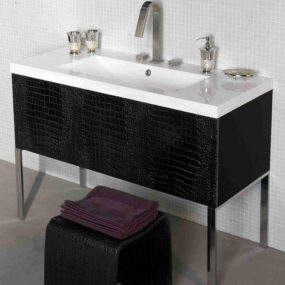 Bath Furniture from Legnox – the new Couture vanities from AdattoCasa line