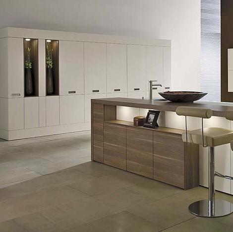 leicht kitchen classic fs orlando 1a Natural Colors Kitchen from Leicht   Classic FS \ Orlando in Tennessee walnut