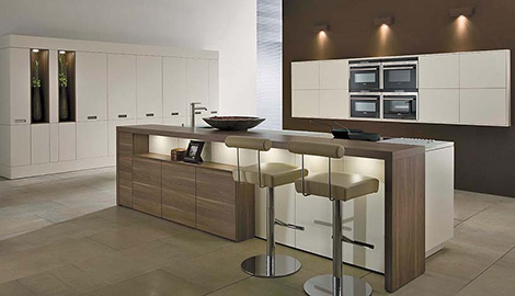 leicht kitchen classic fs orlando thumb Natural Colors Kitchen from Leicht   Classic FS \ Orlando in Tennessee walnut