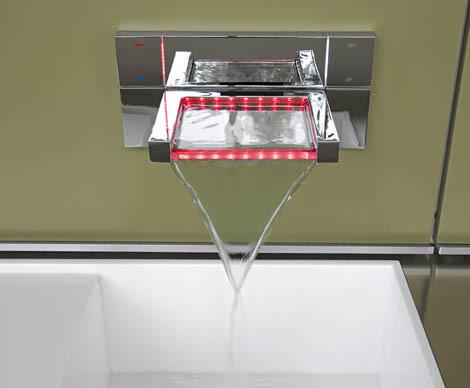 leicht kitchen concept 40 led faucet Leicht Kitchen CONCEPT 40
