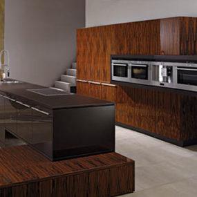 Modern Kitchen by Leicht – Largo FG Highline is a work of modern art