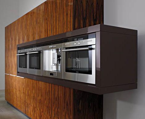 leicht kitchen largo fg highline appliances Modern Kitchen by Leicht   Largo FG Highline is a work of modern art