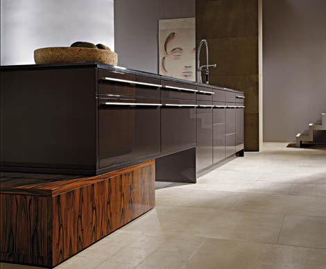 leicht kitchen largo fg highline island
