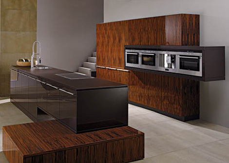 Modern Kitchen by Leicht – Largo FG Highline is a work of modern art
