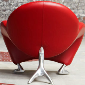 Unusual Armchair by Leolux – cool Papageno