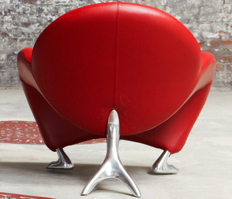 leolux armchair papageno 2 Unusual Armchair by Leolux – cool Papageno