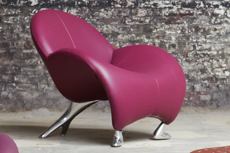 leolux armchair papageno 3 Unusual Armchair by Leolux – cool Papageno