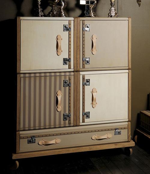 les valises furniture collection emmanuelle legavre el paris 6
