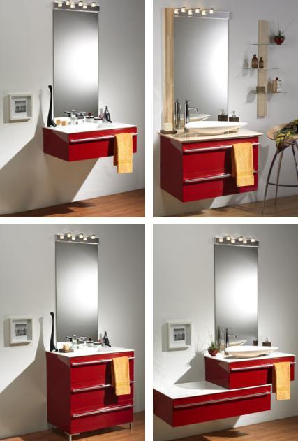 lido majik bathroom cabinet Contemporary bathroom cabinet from Lido   the Majik modular bathroom furniture