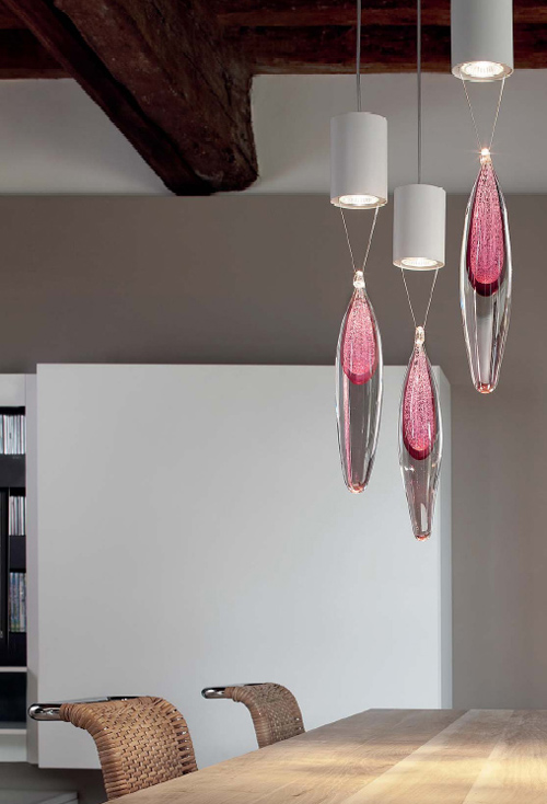 lighting fixtures anima masiero 1 Charming Lamps by Masiero