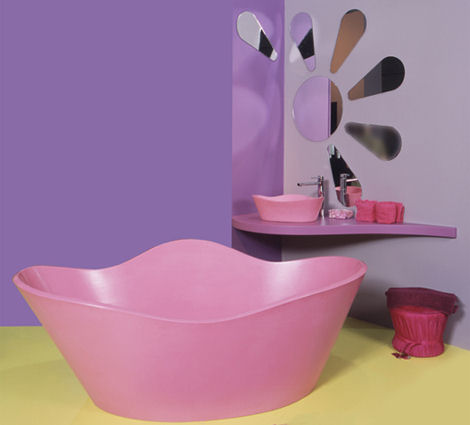 ligne evolution ginkgo bathtub
