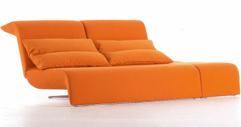 ligne roset downtown sofa Ligne Roset Downtown Sofa   multiple sofas in one