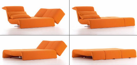 ligne roset downtown sofas Ligne Roset Downtown Sofa   multiple sofas in one