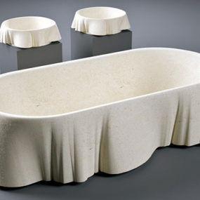 Limestone Bathtub by Lapicida – Palladio
