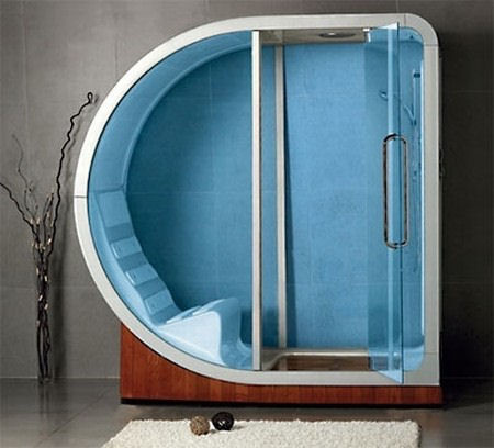 linea aqua appolo steam shower