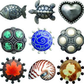 Decorative Drain Covers from Linkasink