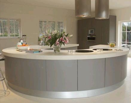 living%20in%20style americana%20circle kitchen Americana Circle kitchen from Living in Style   round kitchens rock!