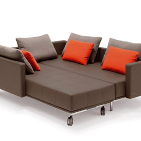 Lounge Sofa Bed by Rolf Benz – Centro