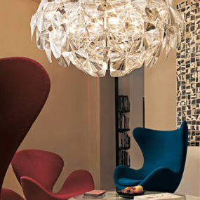 Modern Chandelier Lighting – new Hope chandelier by Luceplan