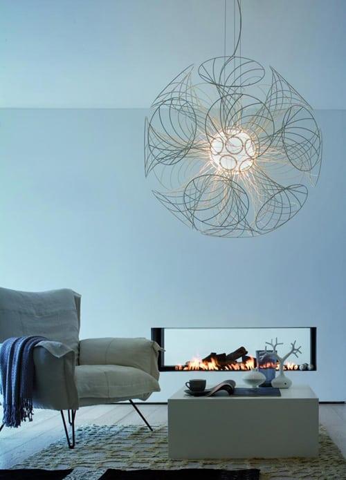 lucente lamp vita 2 Wire Pendant Lamp Vita by Lucente
