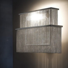 Contemporary Lighting by Luminara – Shine Chain lighting fixtures