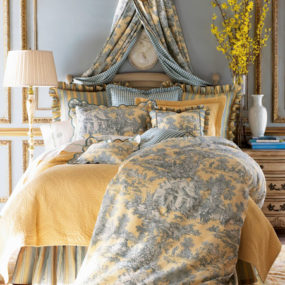 Lutece Cypress Luxury Linens – the Toile Linens