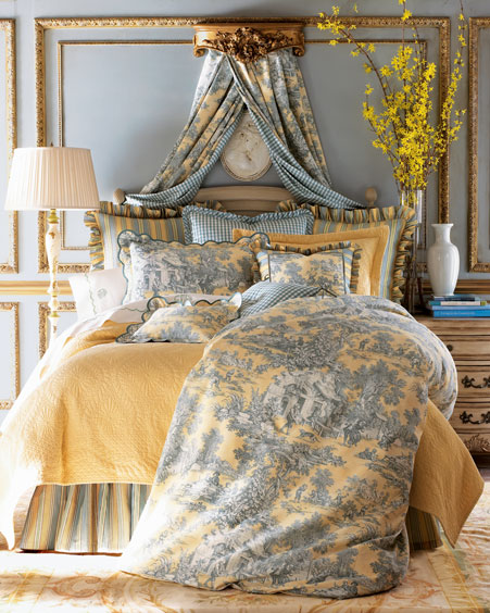 lutece cypress bed linens