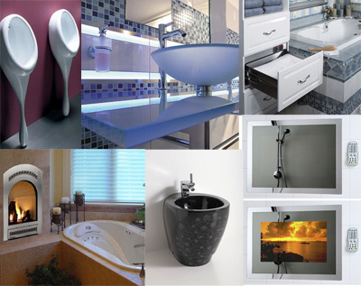 Luxury Bathroom Trends 2007 The Must Have Fixtures For Todays High End