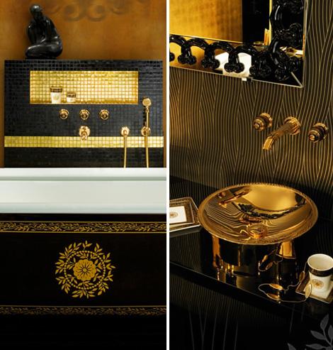 luxury baths thg palatial details Luxury Baths from THG   Palatial