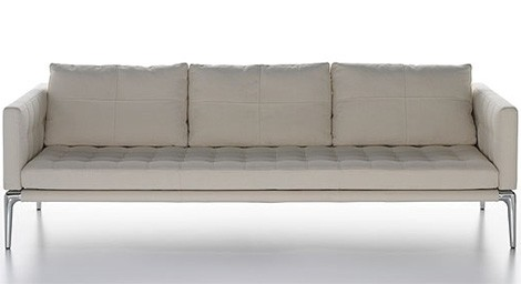 luxury leather sofas cassina volage Luxury Leather Sofas   designer leather sofa by Philippe Starck