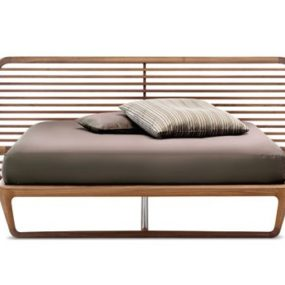 Luxury Walnut Beds and Walnut Bed Ideas from Ceccotti Collezioni