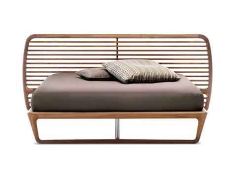 luxury walnut beds ceccotti collezioni Luxury Walnut Beds and Walnut Bed Ideas from Ceccotti Collezioni