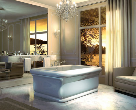 Maax Roman Bathtub 1