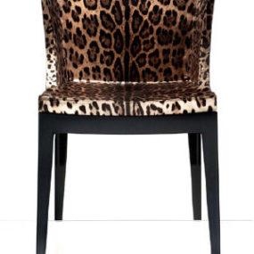 Mademoiselle Chair Dolce & Gabbana Philippe Starck Kartell