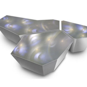 LED light table Floe by Lapalma