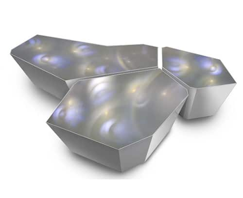 magic table design lapalma floe 1 LED light table Floe by Lapalma