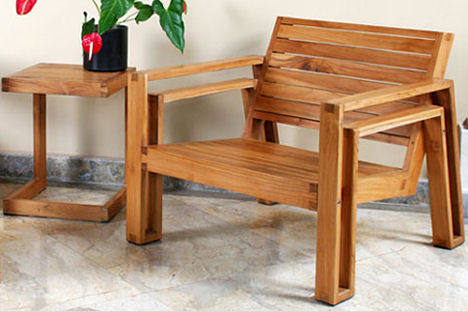 Maku outdoor wood furniture outdoor wood furniture by maku the patio teak furniture
