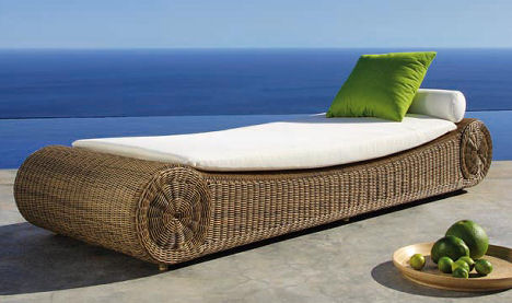 Outdoor Wicker Furniture From Manutti U2013 The Orlando Outdoor Furniture