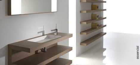 Mapini Essencial Bathroom Modern Bathroom From Mapini The Essencial Bathroom  Furniture With Sliding Doors