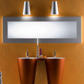 Double Vanity and Suspended Vanity from Mariner
