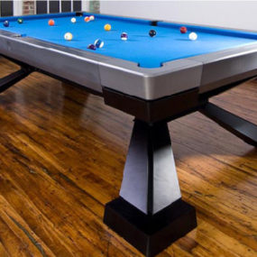 Contemporary Billiard Table from Mars Made – high-end billiards tables for discerning gamers…