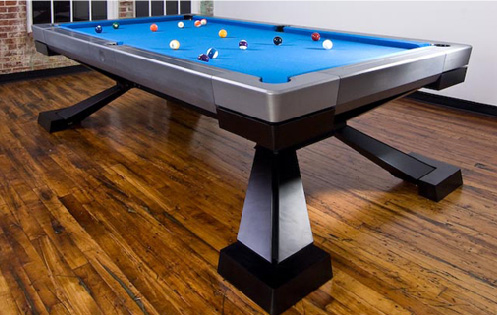 Contemporary Billiard Table From Mars Made High End