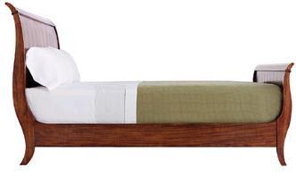 martha stewart lucerne bed Lucerne Sleigh Bed from Martha Stewart