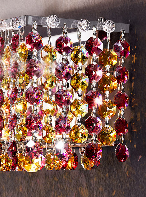 masiero crystal lighting fixtures 1 Crystal Lighting Fixtures   luxury lighting from Masiero