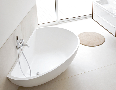 Interesting Bathtubs by Mastella – new Vanity bathtub