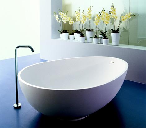 Mastella Vov bathtub in plain white